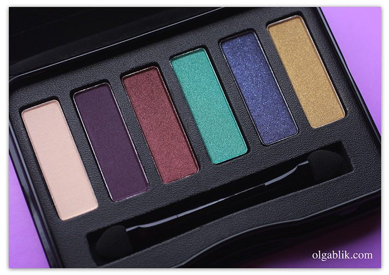 Палетка Bronx Colors City of Angels Eyeshadow Pallette