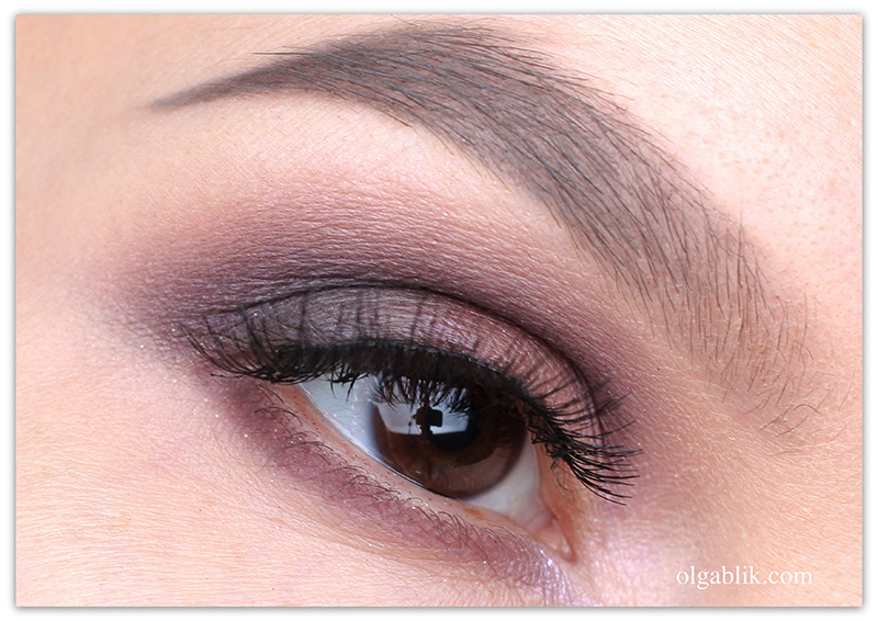 clarins-the-essentials-palette-holiday-2016, Makeup Tutorial, Палетка теней Кларанс, Макияж, Фото, Отзывы