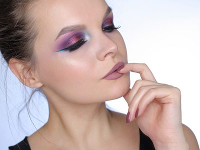 Онлайн или офлайн: Colorful Smoky Eye