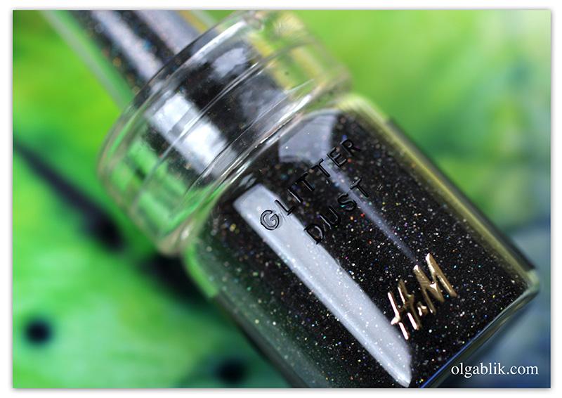 how-to-apply-loose-glitter-h-m-beauty, Глиттер и блестки для макияжа, Фото, Макияж