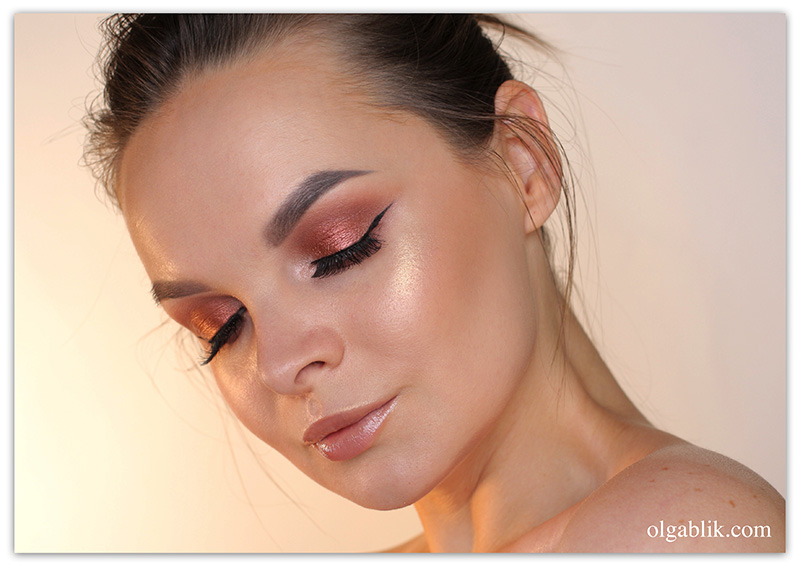 how-to-apply-makeup-in-5-minutes, Макияж за 5 минут, Фото, Пошаговый макияж