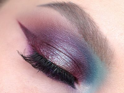 Natasha Denona Eyeshadow Palette: финальный макияж