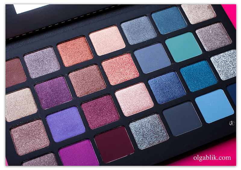 Natasha Denona Eyeshadow Palette 28 Purple Blue