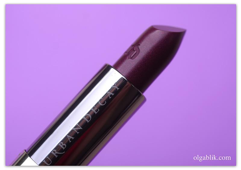Губная помада Urban Decay Vice Lipstick