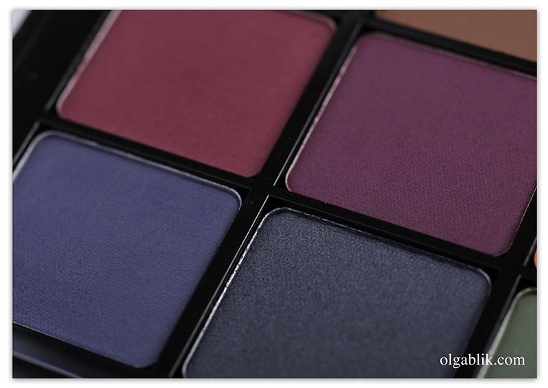 viseart-04-dark-matte-eyeshadow-palette, Матовые тени для глаз, Отзывы, Фото, Review, Photo