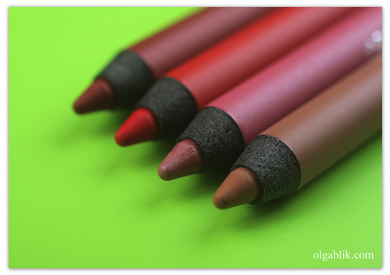 Карандаши Make Up Factory Color Perfection Lip Liner