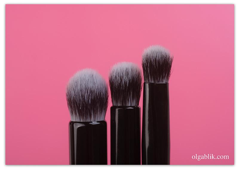 Кисти для макияж глаз Make Up Store
