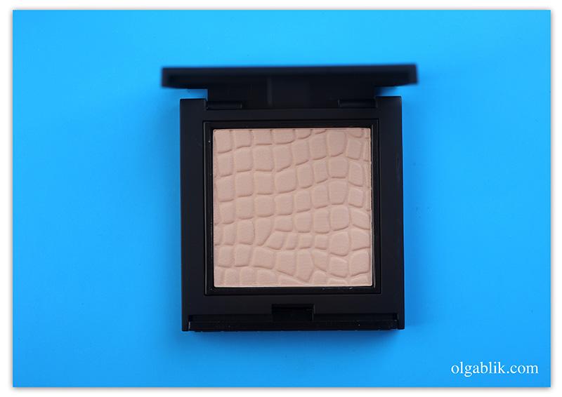 make-up-store-microshadow-old-lace, матовые тени для век, отзывы, фото
