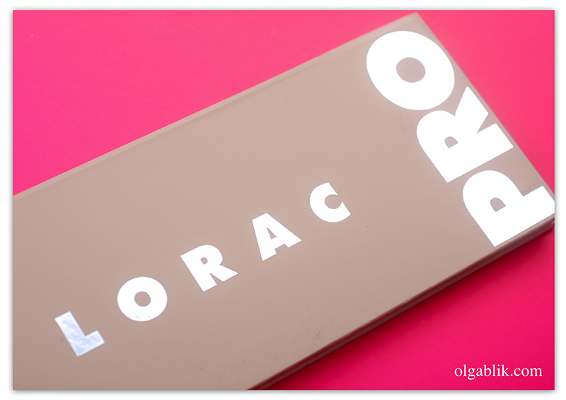 Lorac PRO Palette 3, отзывы, макияж, фото, Лорак Про 3