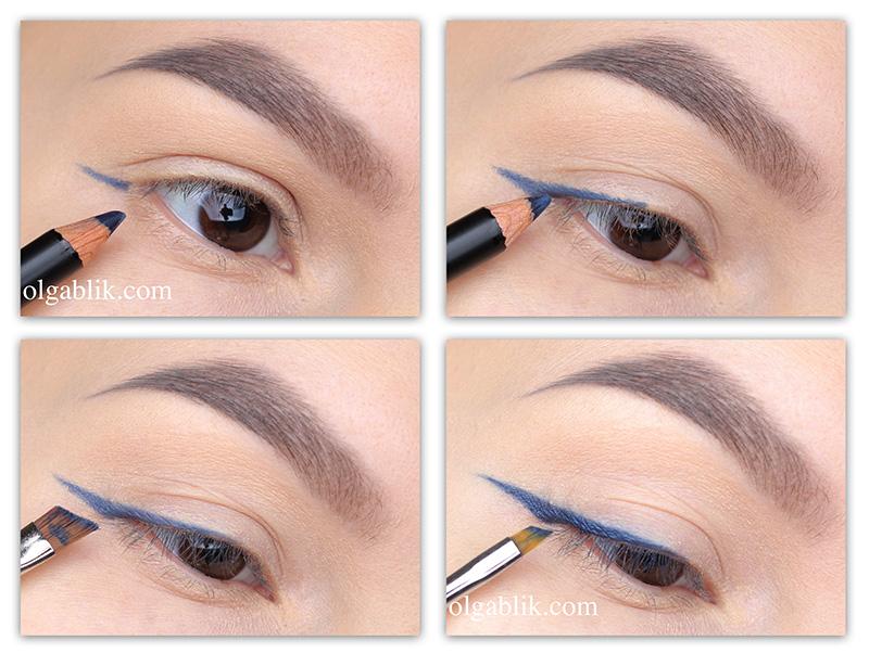 Карандаши для глаз NARS Velvet Eyeliners, Отзывы, фото, Review, Photo