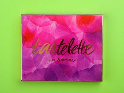 Tarte Tartelette In Bloom Eyeshadow Palette: отзывы, фото, макияж