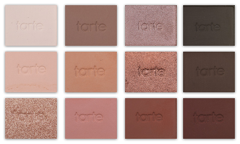Tarte Tartelette In Bloom Eyeshadow Palette, Отзывы, Где купить, Фото, Тени