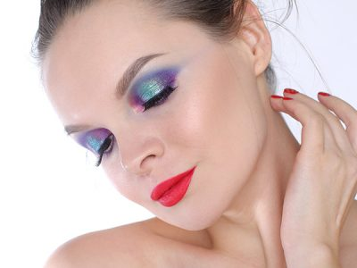 Зимний макияж 2016-2017: пошаговый фото — урок