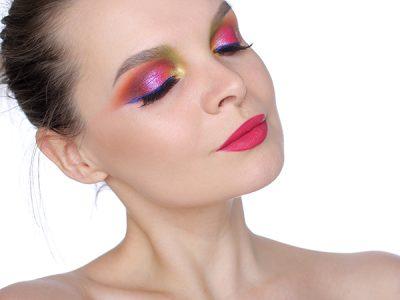 Макияж глаз: тренировка с цветом