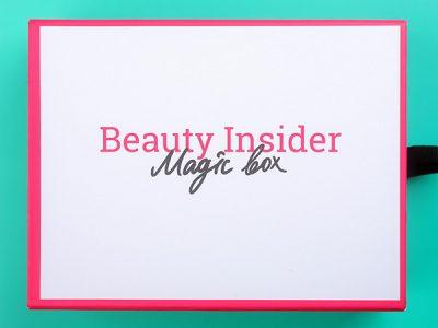 Beauty Insider Magic Box №10: разбор всех средств