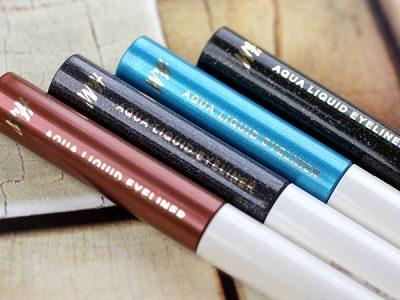 Подводка H&M Aqua Liquid Eyeliner: акцент всем акцентам