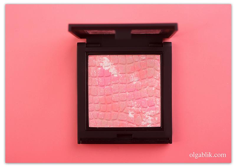 Румяна Make Up Store Marble Blush Gaciala, Отзывы, Фото