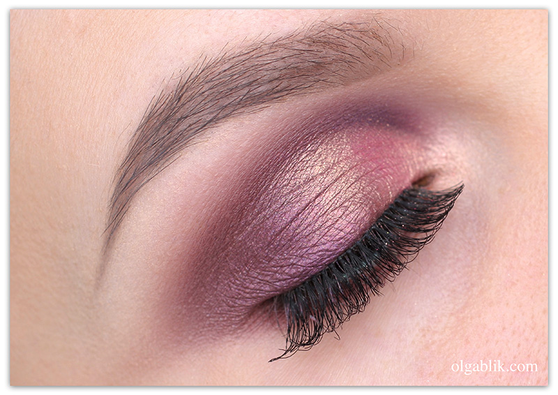 Makeup Look Natasha Denona Eyeshadow Palette 28 Purple Blue