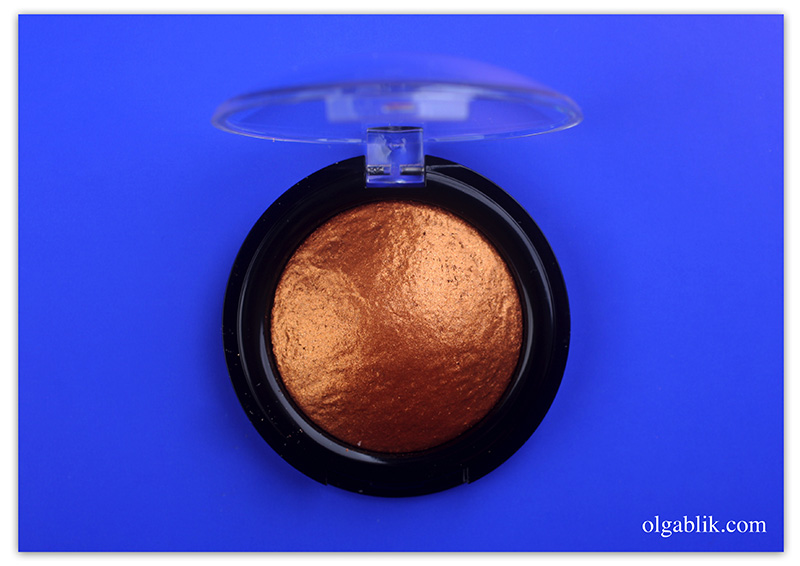 PAT McGRATH LABS Metalmorphosis 005 Bronze 005 pigment, Photo, Review, Pigment