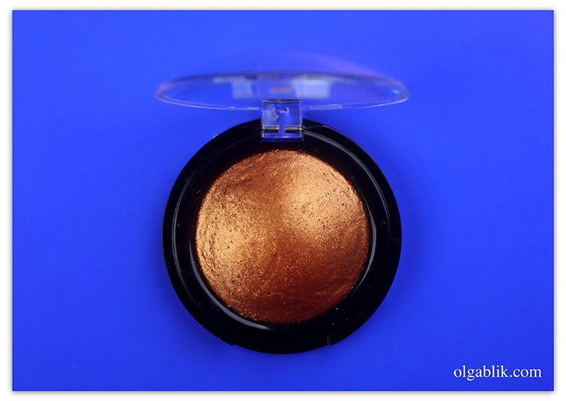 PAT McGRATH LABS Metalmorphosis 005 Copper 005 pigment, Photo, Review
