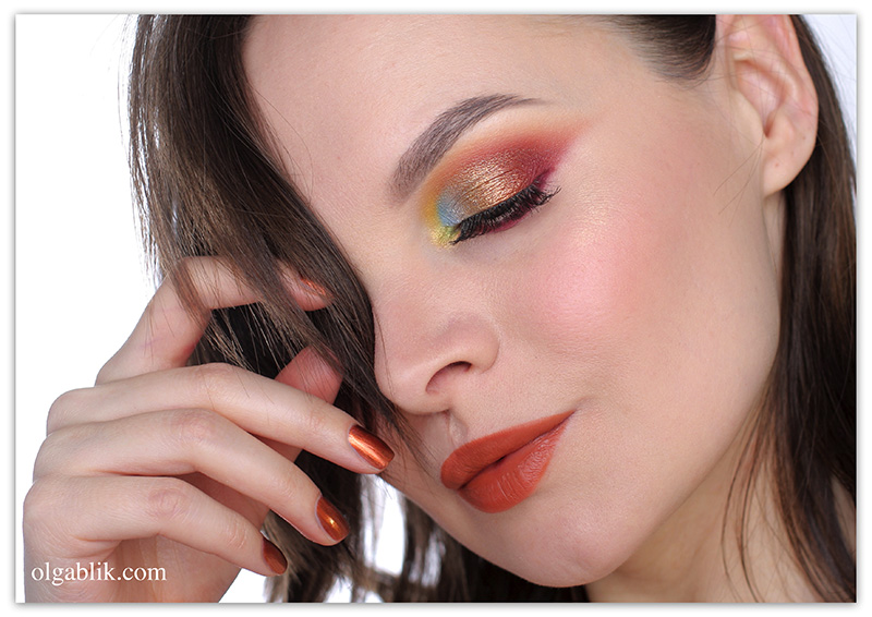 Make Up For Ever 12 Flash Color Case, Neutral, Отзывы, Фото, Макияж