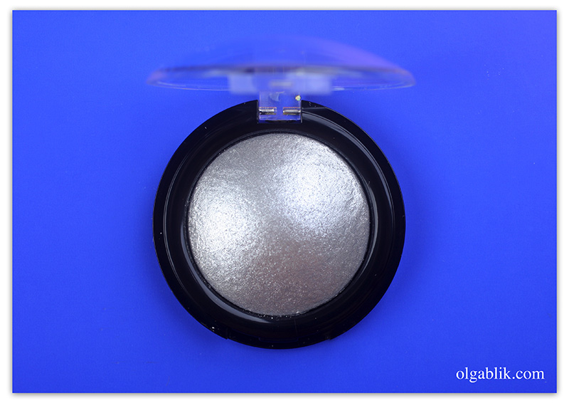 PAT McGRATH LABS Metalmorphosis 005 Silver 005 pigment, Photo, Review