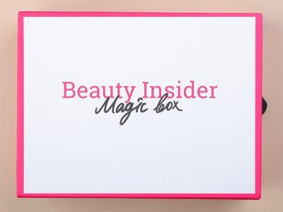 Beauty Insider Magic Box 11: фото, отзывы, состав