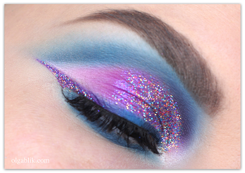 Make Up Store Glitter Multi, Глиттер, Блестки для макияжа глаз, Отзывы, Фото