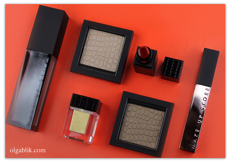 косметика Make Up Store, Отзывы, Фото