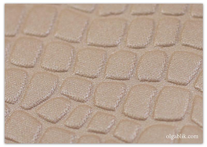 Make Up Store Microshadow Sandstone, Отзывы, Фото, Тени для глаз