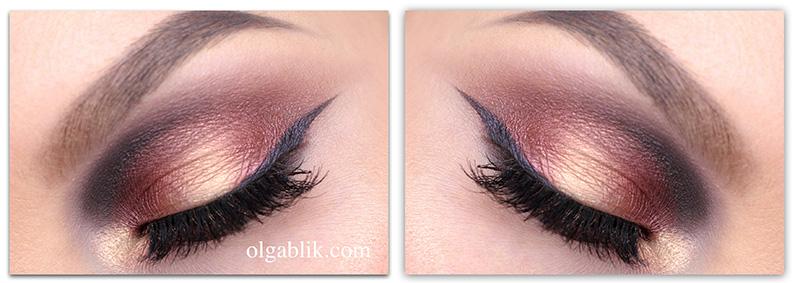 theBalm Balm Jovi Rockstar Face Palette - Makeup Look