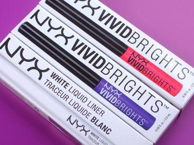 Непростые Nyx Cosmetics Vivid Brights Eyeliner: отзывы и фото