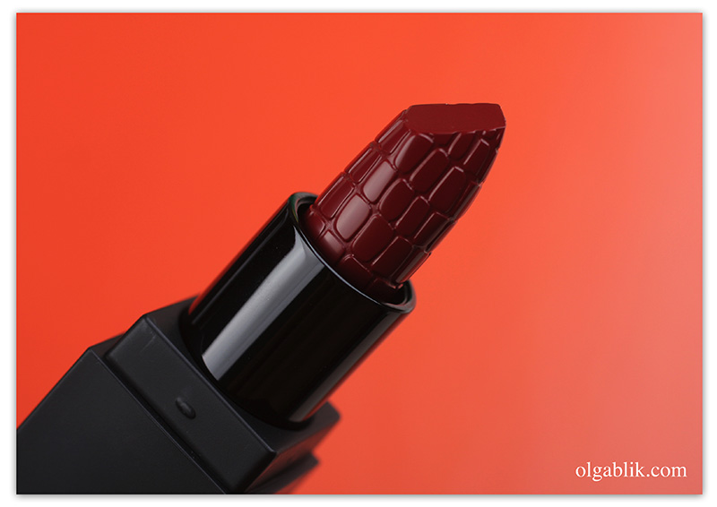 матовая помада Make Up Store Lipstick Ruby - Matt, Отзывы, Фото