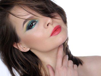 Волнующая палетка Urban Decay Moondust Eyeshadow Palette: макияж