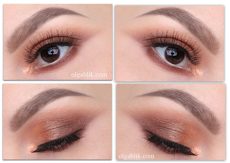 Pencil Eye Makeup Technique, Карандашная техника, Фото, Макияж, Пошагово