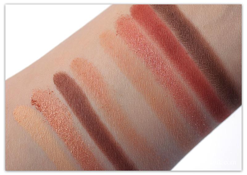 Holika Holika Gudetama Eyeshadow Palettes