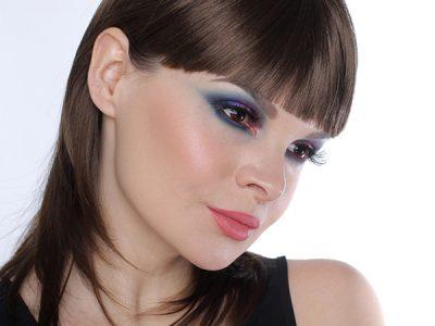 Меняем матовый макияж на Holika Holika Water Drop Sparclick Shadow