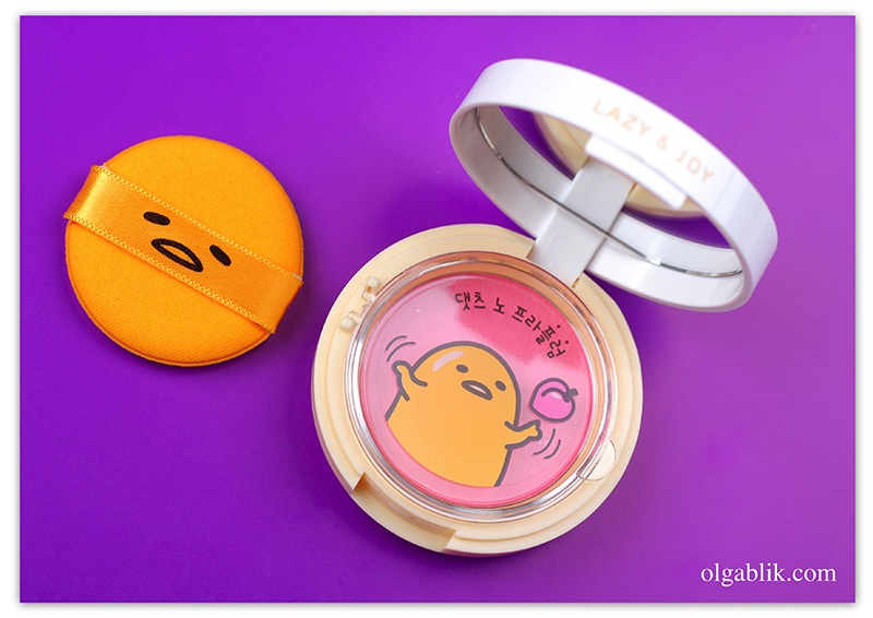 Румяна Holika Holika LAZY & EASY Jelly Dough