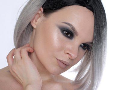 Матовые smoky eyes: макияж глаз