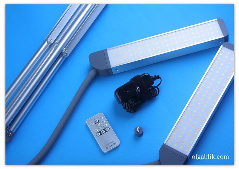 Glamcor Classic Ultra, отзывы, лампа для визажистов, отзывы