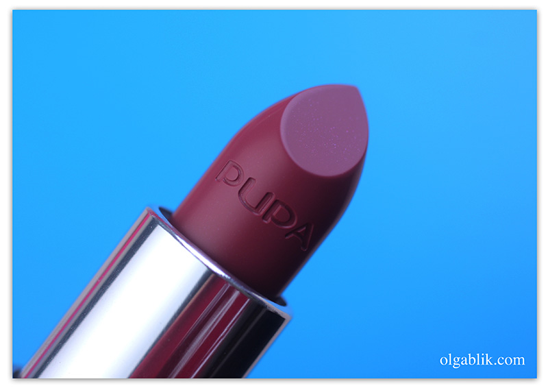 Pupa I'm Pupa Lipstick, помада Пупа, отзывы, фото