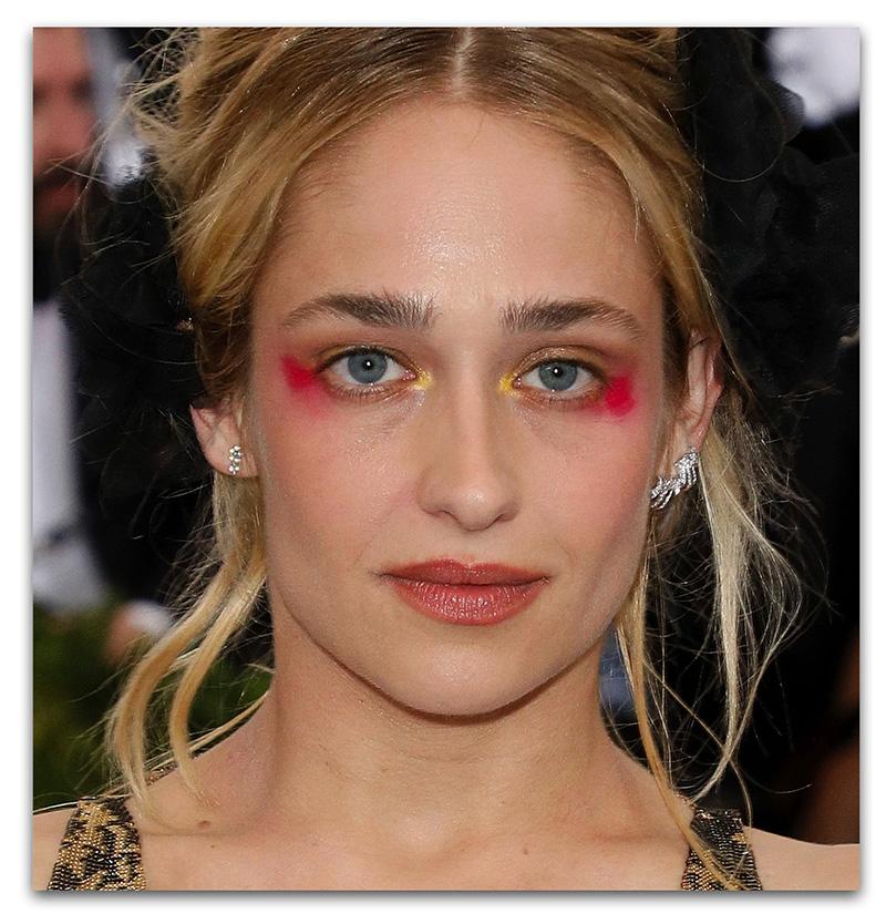 Met Gala 2017 Makeup Look, Худший макияж звезд, Фото