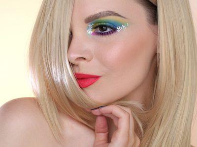 #7days_of_Flower_eye_makeup: любовь к ромашкам