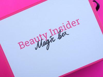 Magic box Beauty Insider №14: отзывы и состав