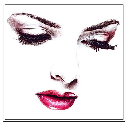 How to Smudge Eyeshadow, Как правильно растушевать тени, Фото