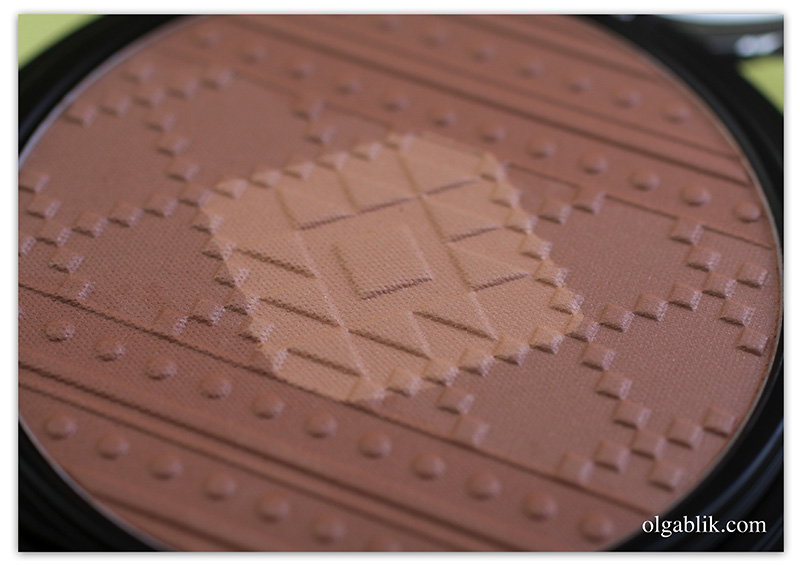 Бронзатор для лица Make Up Factory Sun Teint Powder AZTEC VIBES, отзывы, фото