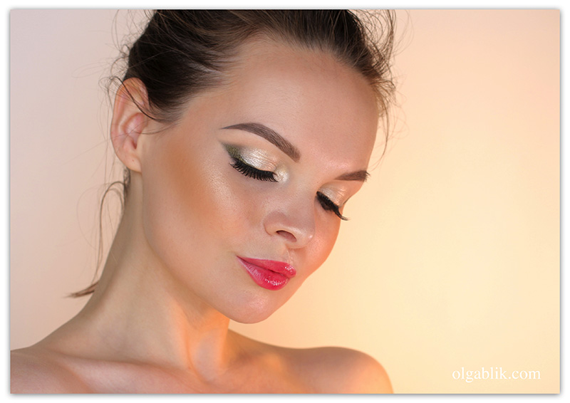 PUPA Savanna Collection Summer Makeup Tutorial, Дневной макияж, Пупа