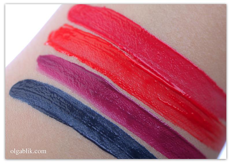 Wycon Cosmetics Long lasting Liquid Lipstick, отзывы, фото, помада