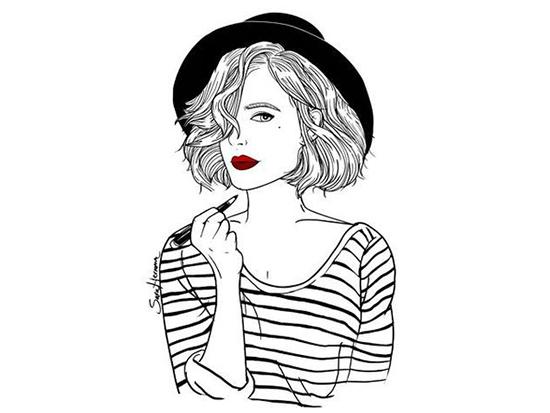 red lipstick, красная помада, как найти и выбрать красную помаду