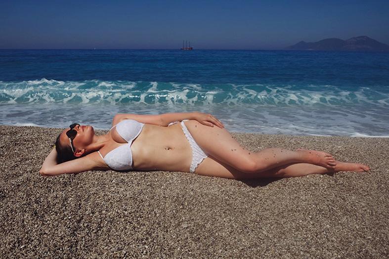 пляж Кидрак